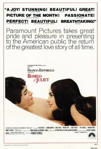 Romeo and Juliet / HU DVD 5806 / http://catalog.wrlc.org/cgi-bin/Pwebrecon.cgi?BBID=7656068