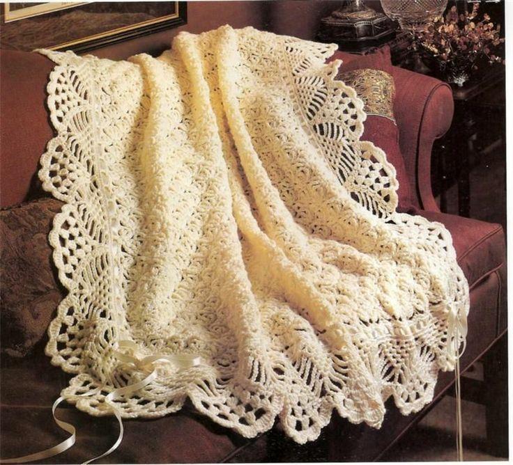 Victorian Elegance Afghan Crochet Pattern Free pattern ...