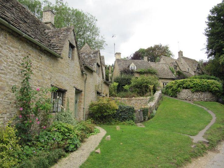 Δημιουργία - Επικοινωνία: Όμορφα, γραφικά χωριά της Αγγλίας