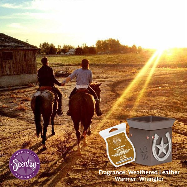 Horseback riding - is there anything more wonderful? #scentsyhoneymoon