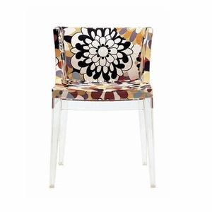 Missoni Fabric Mademoiselle Chair & Mademoiselle Chairs