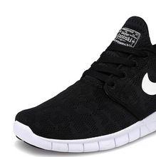 2014 venta al por mayor nueva stefan janoski max zapatos zapatos transpirables hombres mujeres deportes running shoes botas de moto(China (Mainland))
