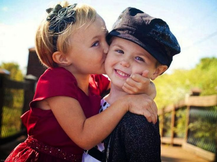 Full HD Cute baby kiss images download Wallpapers, Android