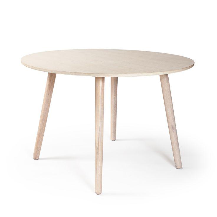 Ray matbord, vitoljad ek från Department u2013 Köp online på Rum21 se Interior Pinterest Design