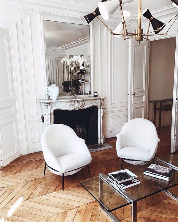 Les 25 meilleures id es de la cat gorie parquet salon sur pinterest parquet chevrons maison - Maison de la hongrie paris ...