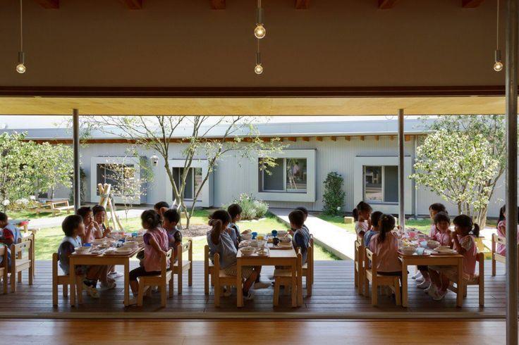 幼兒園,讓孩子們走出家庭,開始和年紀相仿的孩子們...