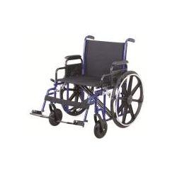 Geniş ölçülere sahip manuel tekerlekli sandalye modellerinden Golfi 12, iri veya kilo vücut sebebiyle rahat edemeyen hastalar için üretilmiştir. Fazladan ağırlığı bulunan hastalar için güçlendirilmiş özel masak sistemi kullanılmıştır. Geniş oturma yeri ve ayak koyma yeri sayesined hastaları biraz olsun rahatlaması istenmektedir.   #golfi #golfi12 #golfitekerleklisandalye #tekerleklisandalye
