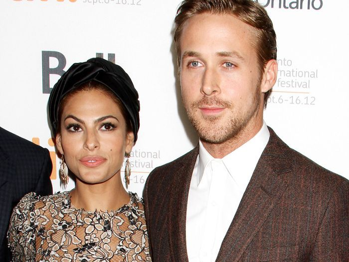Ryan Gosling and Eva Mendes's Daughter Makes a Rare, Adorable Appearance via @MyDomaine