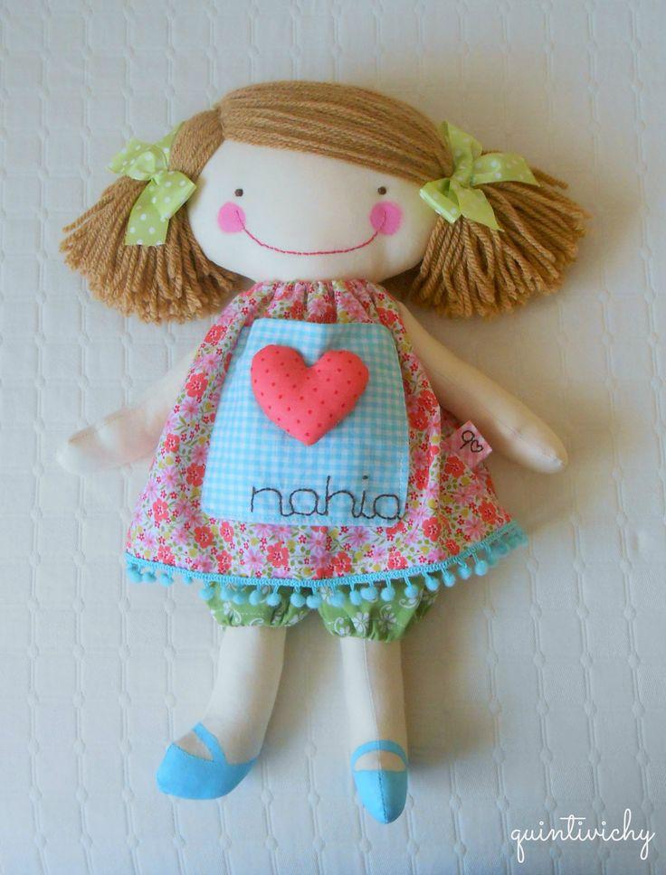 quintivichy: Una muñeca que hace feliz