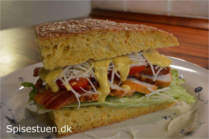 Karrydressing – og den bedste sandwich