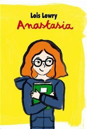Anastasia : L'intégrale de Lois Lowry et Agnès Desarthe - Ecole des loisirs - 19e80