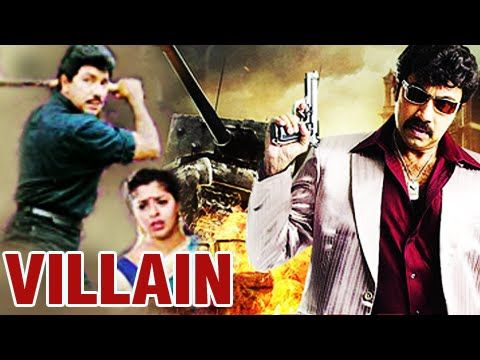 "Watch This Full Length Tamil Action, Drama, Romance Movie Dubbed in Hindi ""Villain"" Starring : Sathyaraj, Nagma, Radhika, Silk Smitha, Produced By : SGR Prasad, Directed By : Sathyaraj. Synopsis : Meenatchi Sundara Sasthiriyaar (Sathyaraj) is a successful and cunning Brahmin lawyer... https://newhindimovies.in/2017/07/11/villain-tamil-movie-hindi-dub-south-indian-movies-hindi-dub-full-length/"