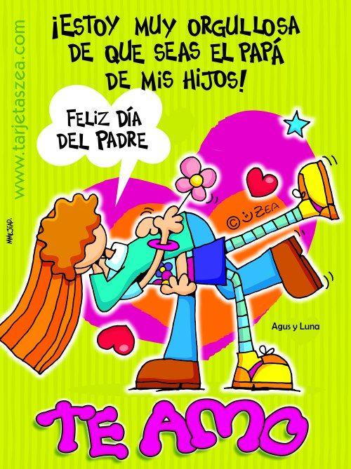 Agus y Luna © ZEA www.tarjetaszea.com