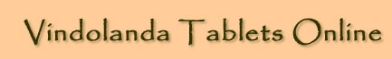 Vindolanda Tablets Online