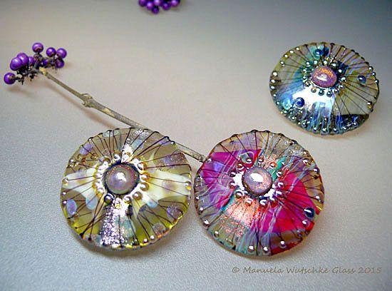 Manuela Wutschke Handmade Lampwork Glass Beads