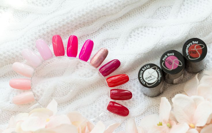 Walentynki z Semilac & Niespodzianka dla Was – Loveliness.pl