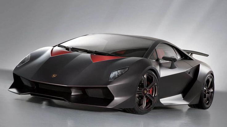 Lamborghini Sesto the second most expensive Lambo priced at 2.2 million dollars