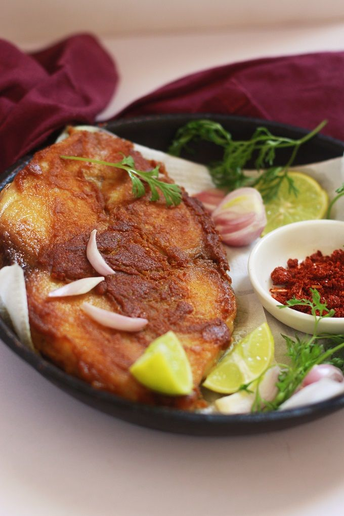 Fish Fry Masala recipe is a very simple and easy way to make fish. Tasty and delicious yet quick to gather ingredients and process. You will never get back to making the fish any other way.