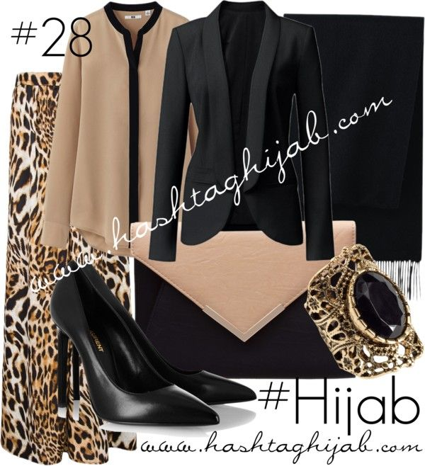 Hashtag Hijab Outfit #28