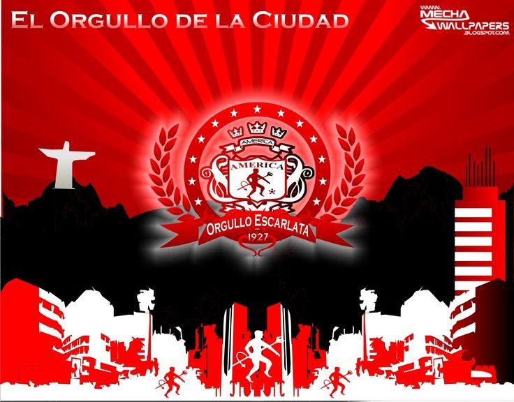 El orgullo de Santiago de Cali, Colombia es América de Cali.. la Mechita