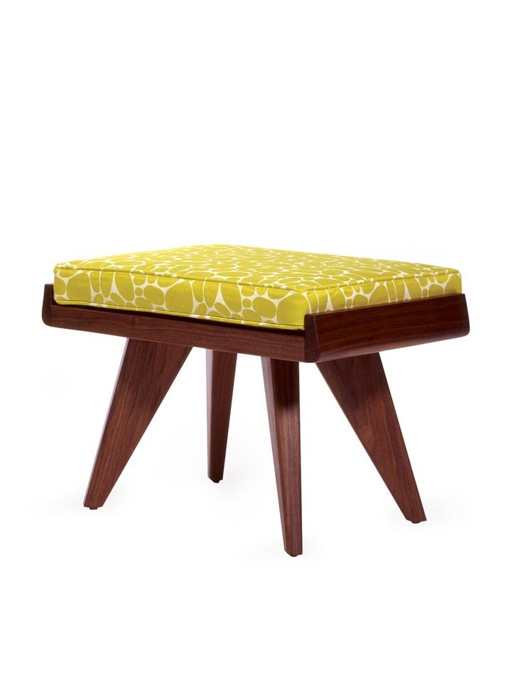 angela adams furniture. love stool by angela adams furniture
