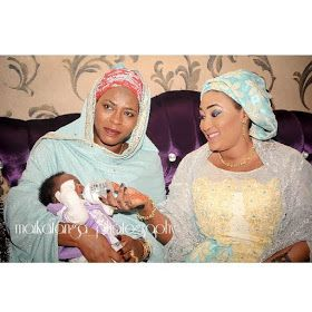 85-Year-Old Emir Farouk Welcomes A Daughter With Young Wife (Pics) - Culture - Nigeria