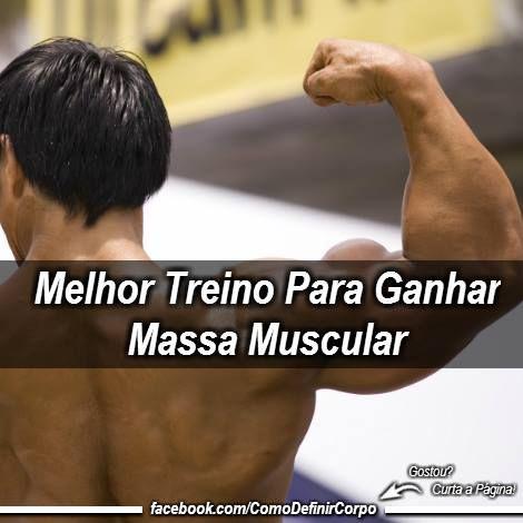 Melhor Treino Para Ganhar Massa Muscular 💪👙 ➡ https://segredodefinicaomuscular.com/treino-para-ganhar-massa-muscular/  Gostou? Compartilhe com seus amigos...  #EstiloDeVidaFitness #ComoDefinirCorpo #SegredoDefiniçãoMuscular