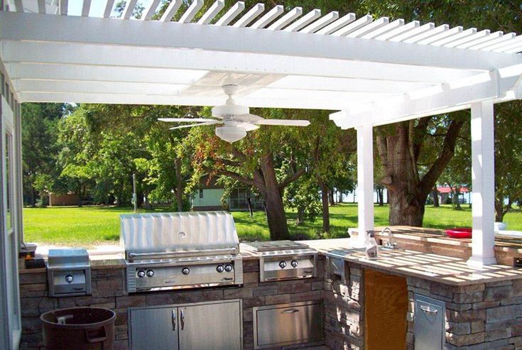 Naturekast Outdoor Summer Kitchen Cabinet Gallery: Customer Photos Images On Pinterest