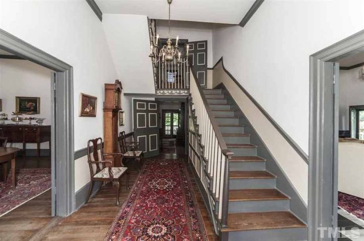 c. 1820 - Oxford, NC - $585,000 - Old House Dreams