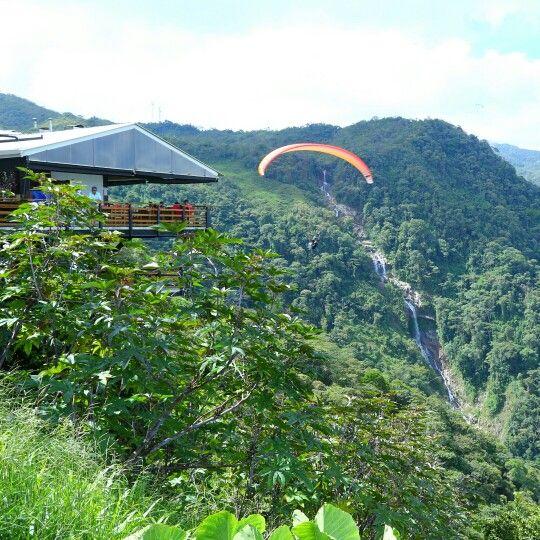 Cascada en Cocorna Antioquia