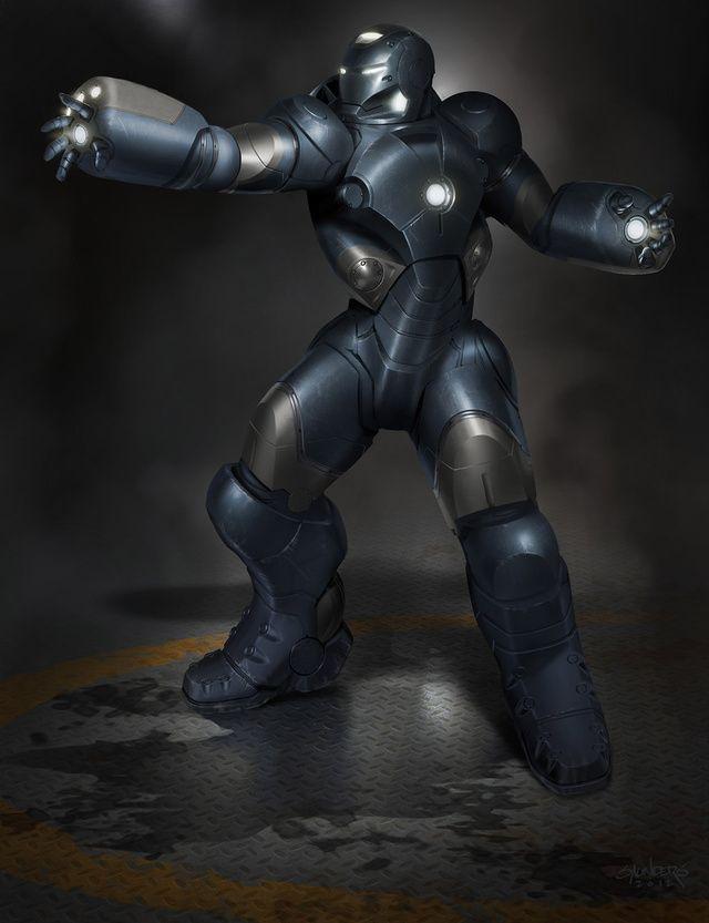 iron man hypervelocity cbr mac