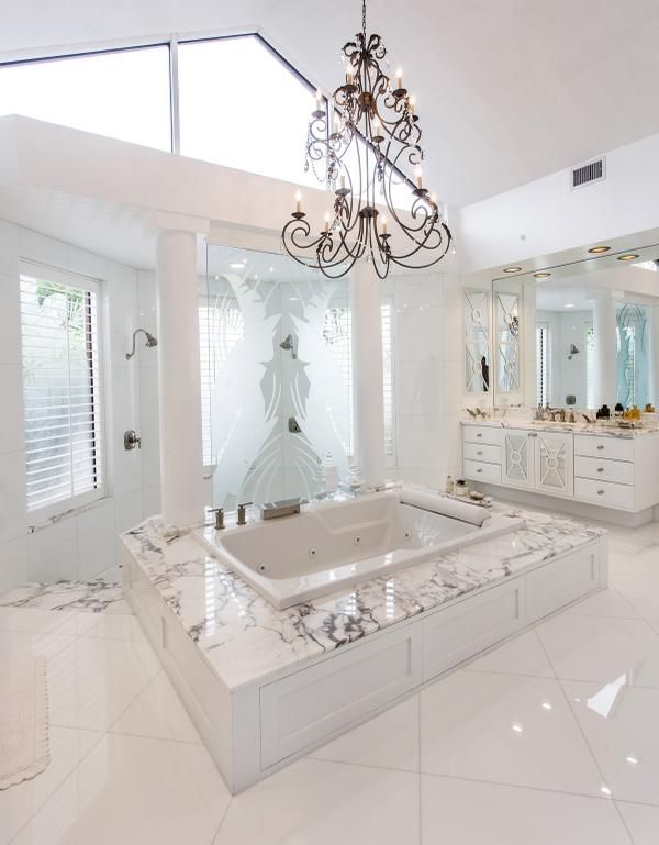 Statuario Marble From Nature Of Marble Makes A Statement