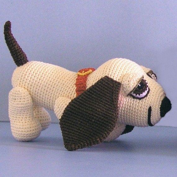 Amigurumi Puppy Love : 17 Best images about crochet dogs on Pinterest ...