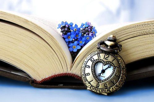 Literature love: Worth Reading, Circles, Pockets Watches, Books Worms, Blue, Heart Clocks, Books Worth, Junk Bookshop, Clocks Tim