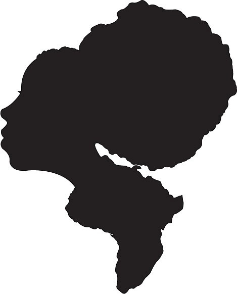 32 best images about AFRICAN AMERICAN SILHOUETTES on ...