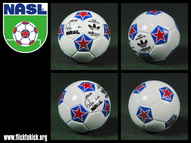 NASL Game Ball