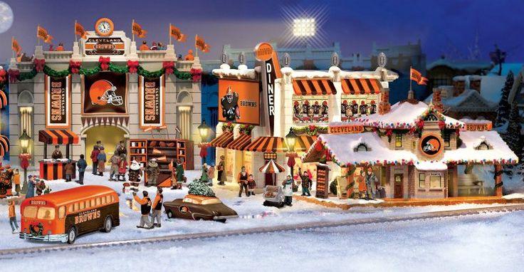 New York Giants Christmas Ornaments
