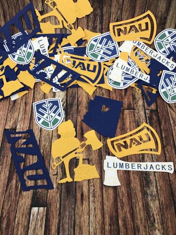 NAU/Lumberjacks   Northern Arizona University by LouCatStudio
