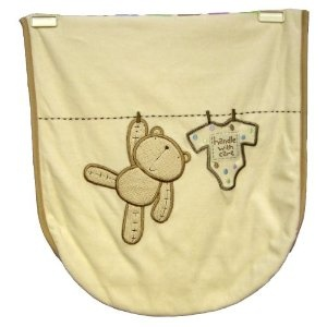 SALE!! Mothercare Moses Basket Cream Velour Coverlet Pram Bassinet Blanket Duvet Quilt REVIEW