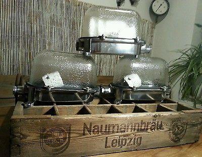 Fabrik Loft Lampe Industrie Design Lamp Cage Vintage Explosionsgeschtzt Bauhaus
