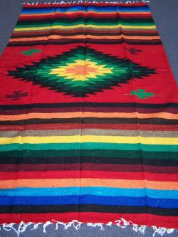25 Best Ideas About Mexican Rug On Pinterest