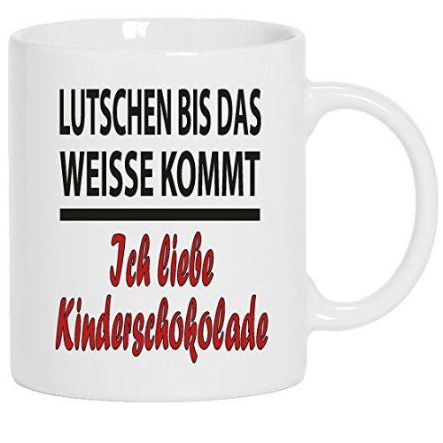"""Fun Tasse """" Lutschen Bis Das Weisse Kommt... """" Geburtstag"""