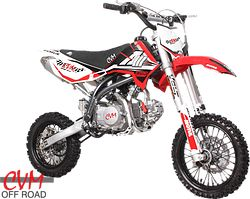 CROSS RFZ OPEN 125CC