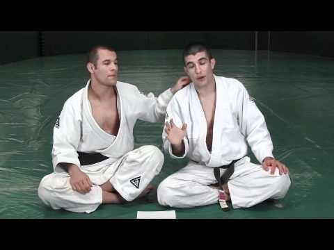 """How street ready are you?  Ryron and Rener Gracie demonstrate the primary differences between """"Street"""" and """"Sport"""" jiu-jitsu,"""