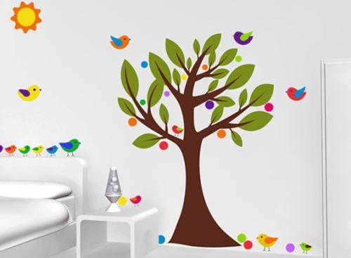 18 best vinilos decorativos infantiles images on pinterest - Vinilos de arboles ...