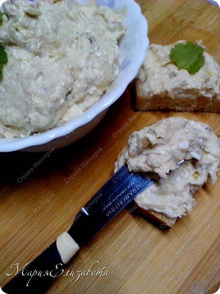 Кулинария Мастер-класс Рецепт кулинарный селёдочное масло вкуснейшее Продукты пищевые фото 1