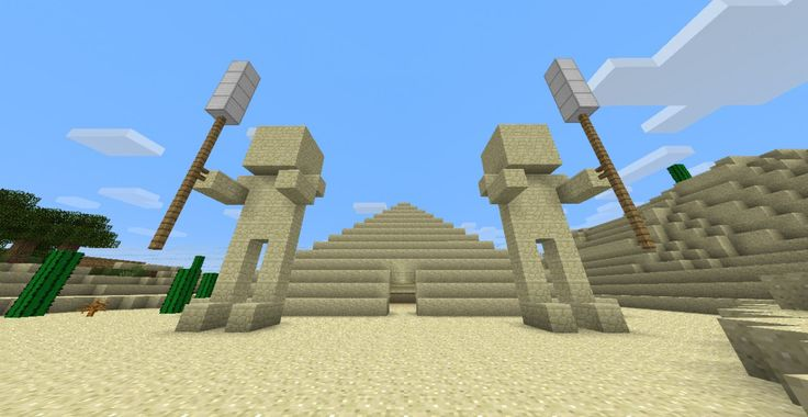 minecraft pyramid mod   Explore the Ancient Pyramid!