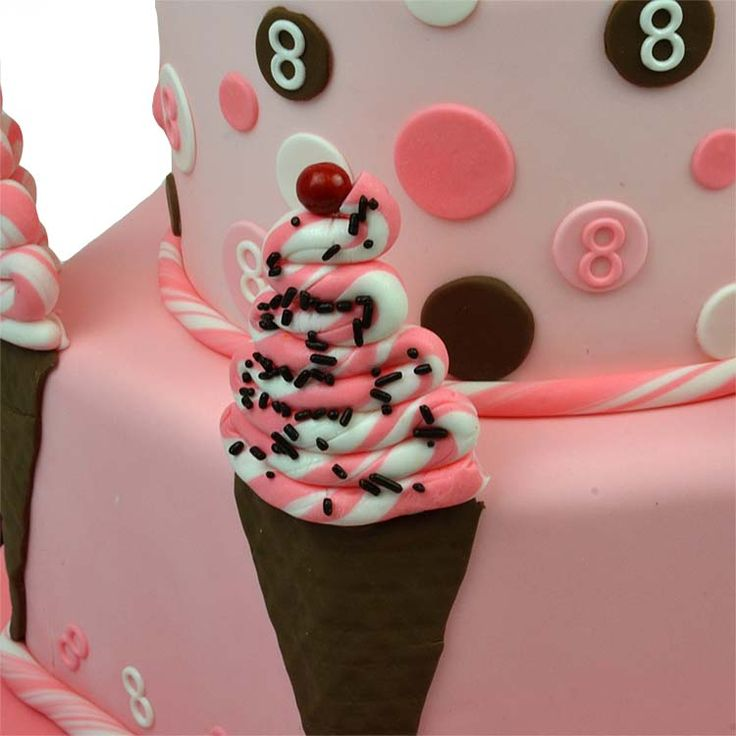 Cake Decorating Cone Make : 17 Best images about Cake and Cupcake Decorating Ideas on ...