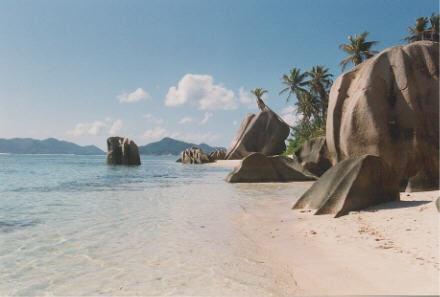 playa en Kenia