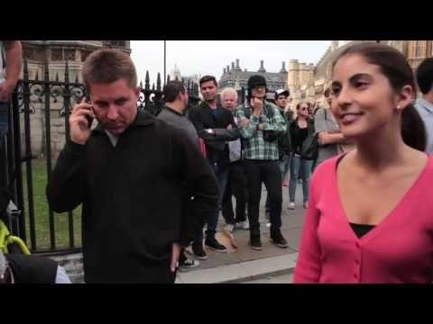 Rede Globo expulsa das manifestações em Londres
